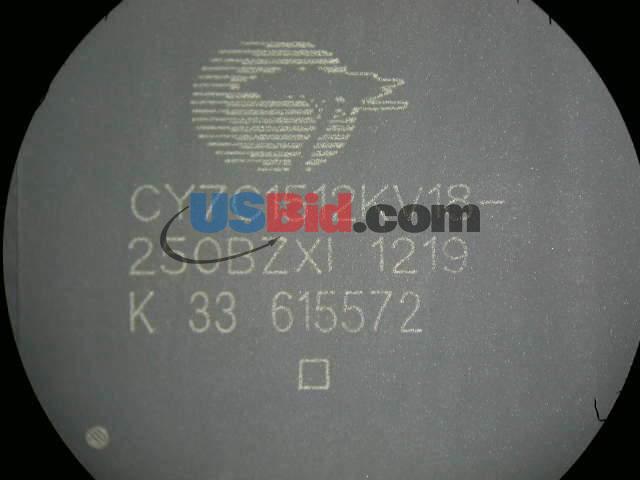 CY7C1512KV18-250BZXI photos