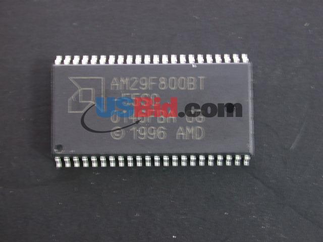 AM29F800BT-55SC photos