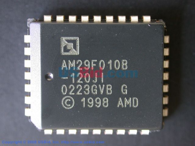AM29F010B-120JI photos