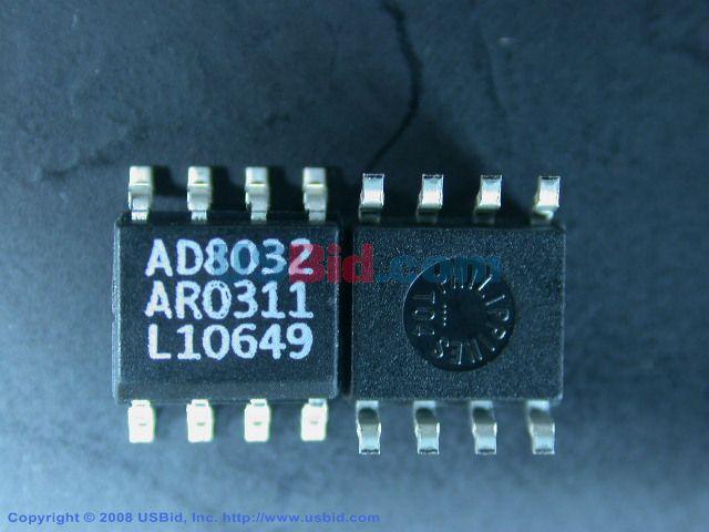 AD8032AR photos