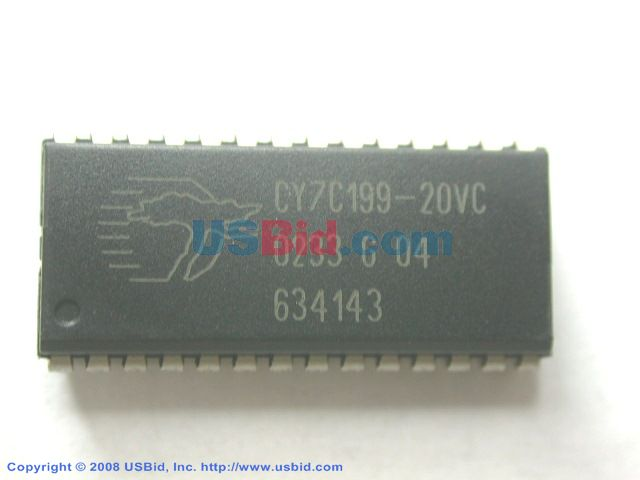 CY7C199-20VC photos
