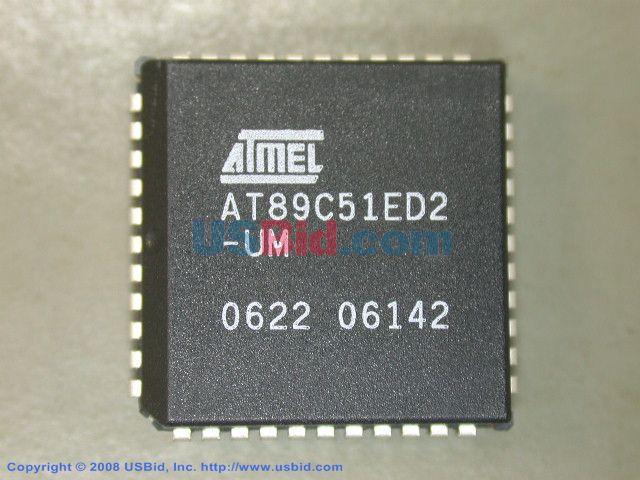 AT89C51ED2-SLSUM photos