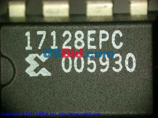 XC17128EPD8C photos