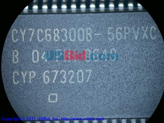 CY7C68300B-56PVXC