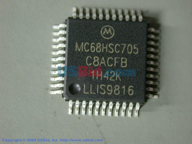 MC68HSC705C8ACFB photos