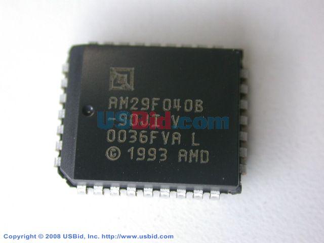AM29F040B-90JI photos