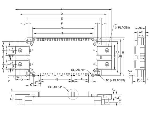 CM600HX-12A