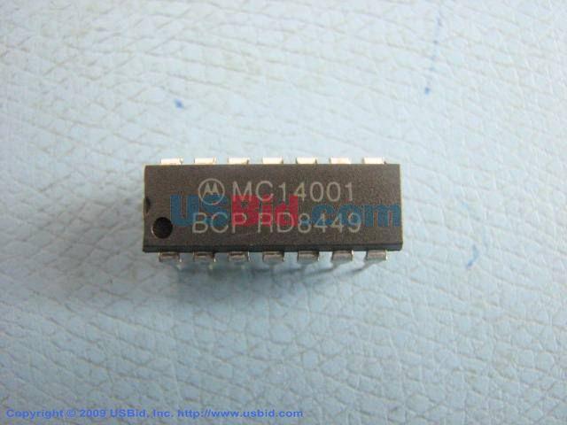MC14001BCP photos