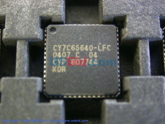 CY7C65640-LFC