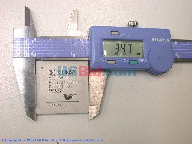 XC2V6000-5FF1152C photos