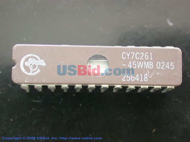 CY7C261-45WMB photos