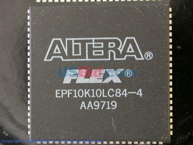 EPF10K10LC84-4 photos