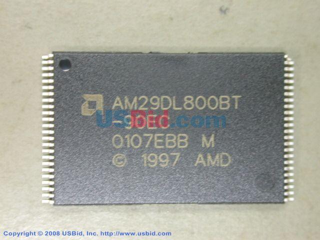 AM29DL800BT-90EC photos