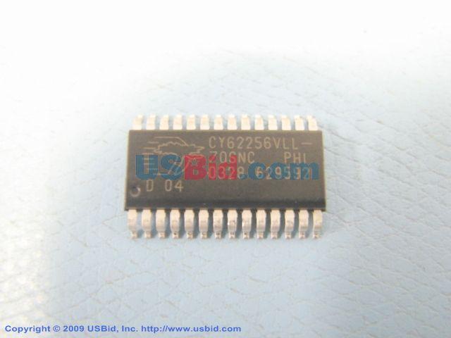 CY62256VLL-70SNC photos