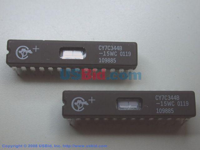 CY7C344B-15WC