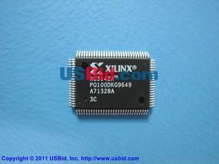 XC3142A-3PQ100C photos