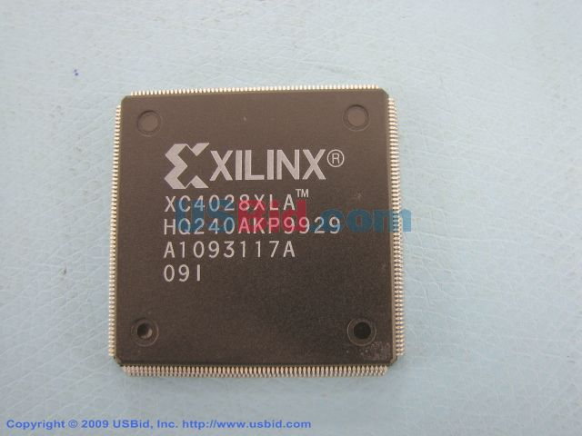 XC4028XLA-09HQ240I photos
