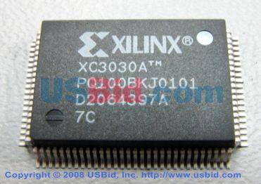 XC3030A-7PQ100C photos
