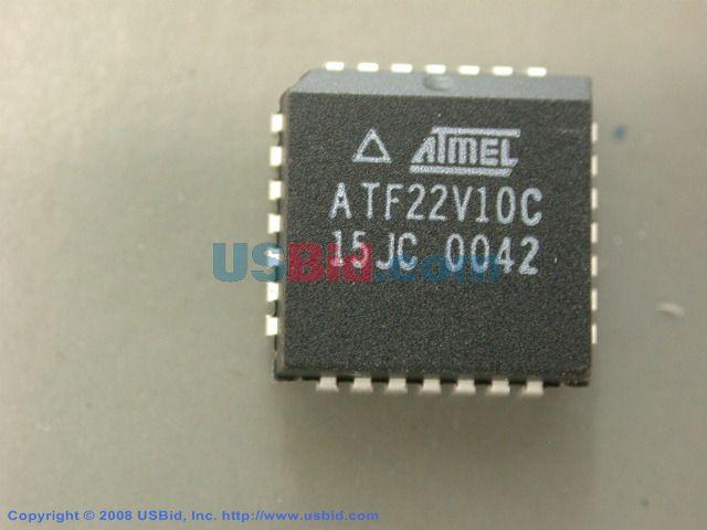 ATF22V10C-15JC photos