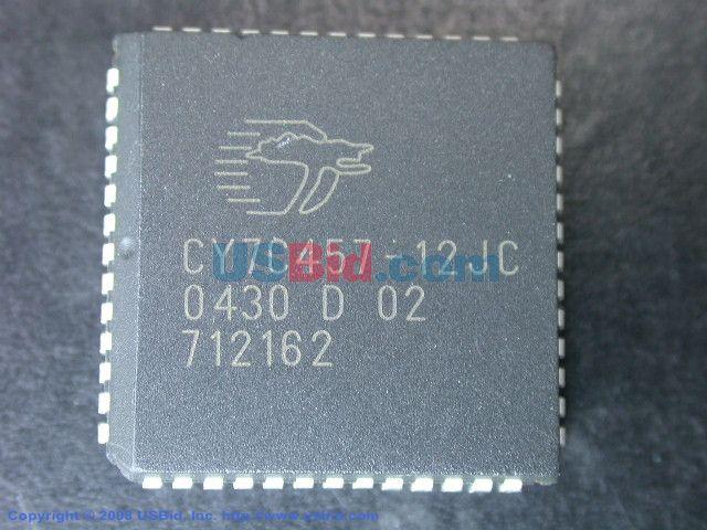 CY7C457-12JC photos