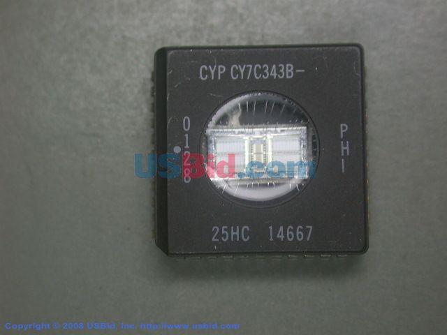 CY7C343B25HC