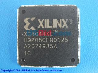 XC4044XL-1HQ208C photos