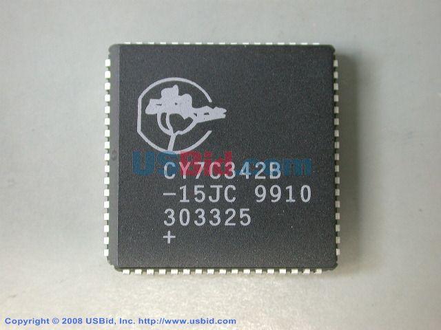 CY7C342B-15JC