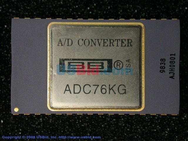 ADC76KG photos