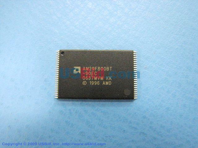 AM29F800BT-90EC photos