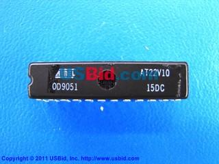 AT22V10-15DC photos