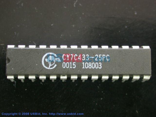 CY7C43325PC photos