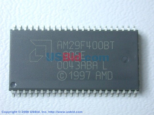 AM29F400BT-90SE photos