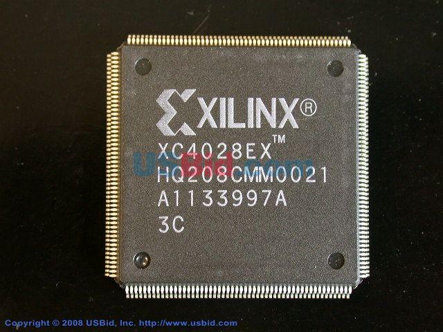 XC4028EX-3HQ208I photos