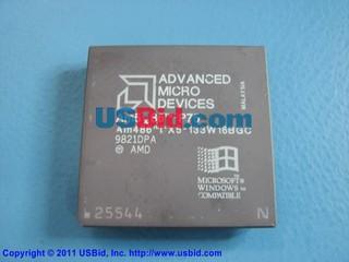 AM486DX5-133W16BGC photos
