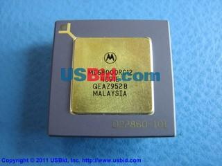 MC68000RC12 photos