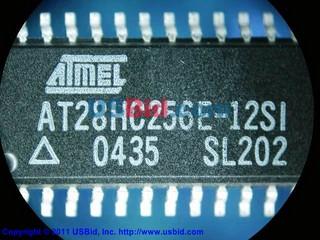 AT28HC256E-12SI photos