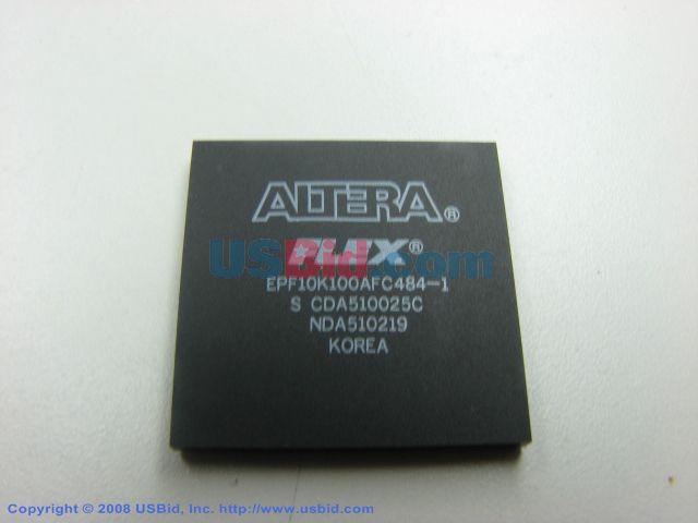 EPF10K100AFC484-1 photos