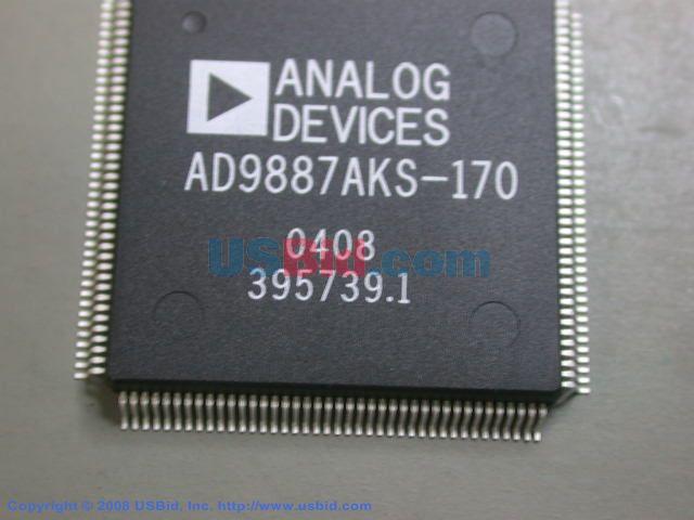 AD9887AKS170 photos