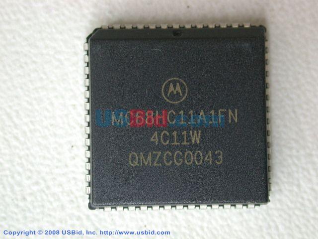 MC68HC11A1FN photos