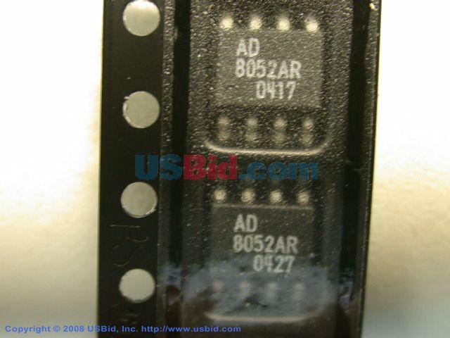 AD8052AR photos