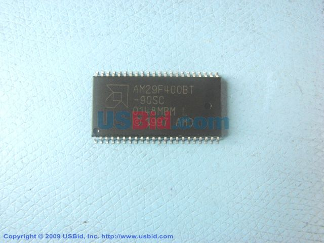 AM29F400BT-90SC photos