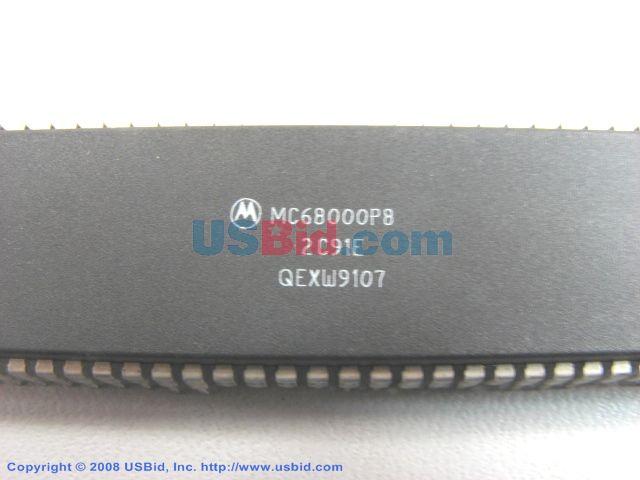 MC68000P8 photos