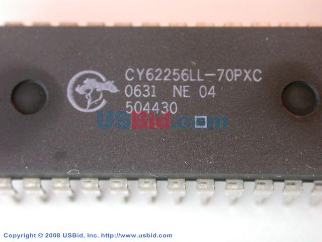 CY62256LL-70PXC photos