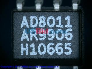 AD8011AR photos