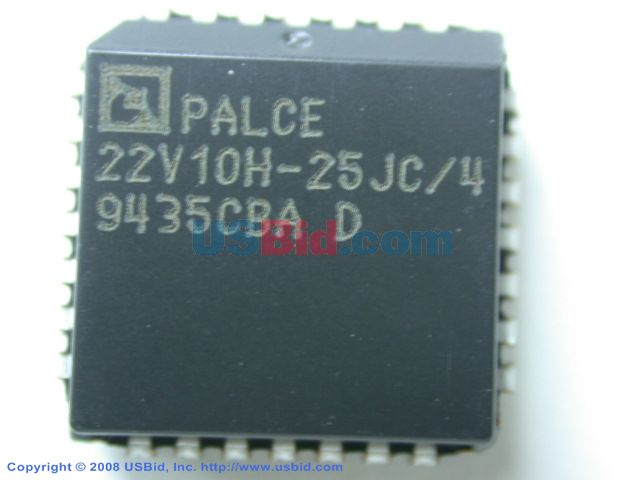 PALCE22V10H-25JC photos