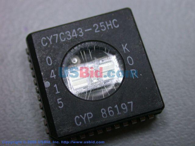 CY7C34325HC