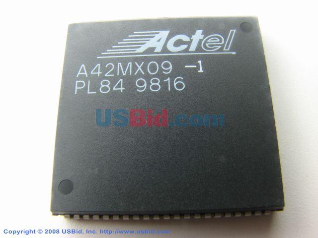 A42MX09-1PL84 photos