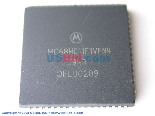 MC68HC11F1VFN4 photos