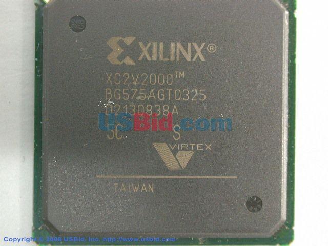 XC2V2000-5BG575C photos