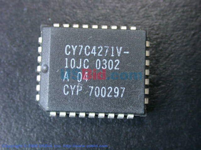 CY7C4271V10JC photos